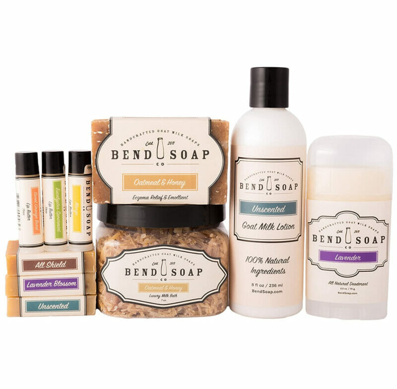 bend soap products