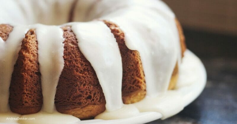 easy vanilla bundt cake recipe