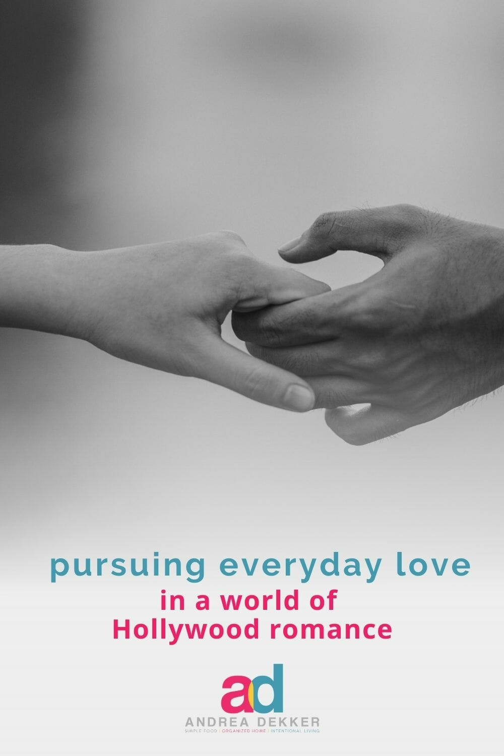 pursuing everyday love