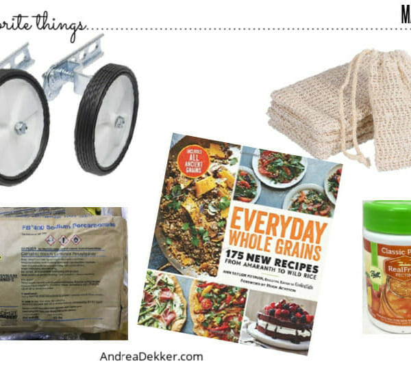 my favorite things march