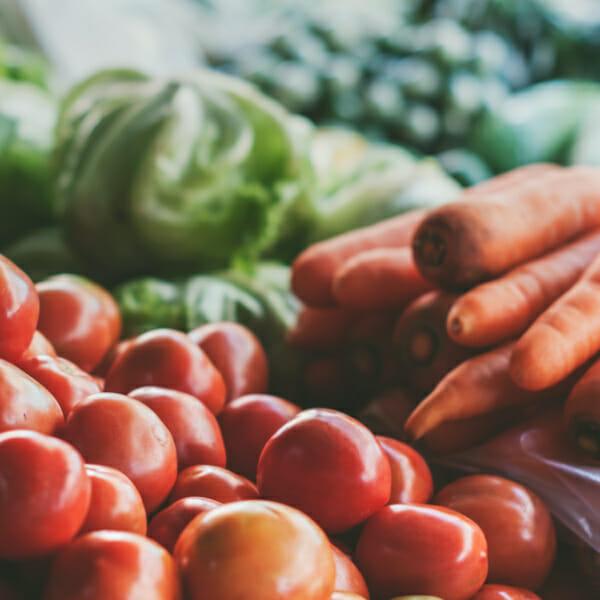 store fresh produce