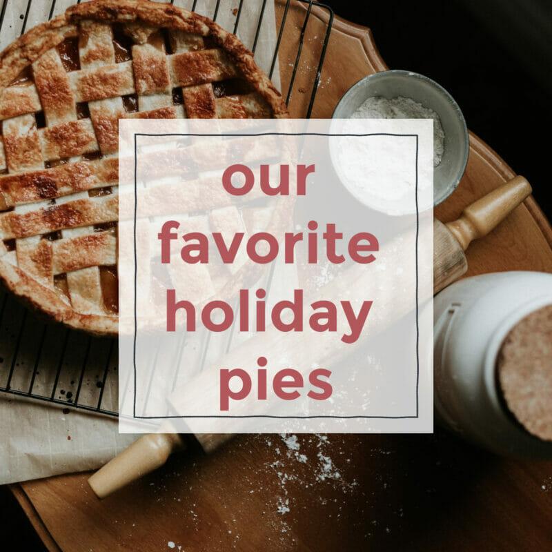 favorite pies