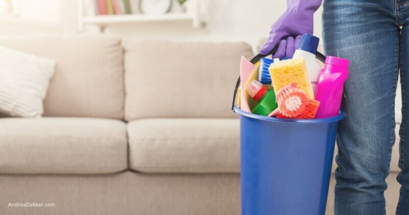 quick tips to disinfect your home