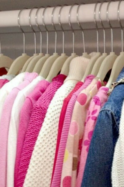 kids clothing stockpile