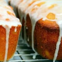 simple lemon pound cake