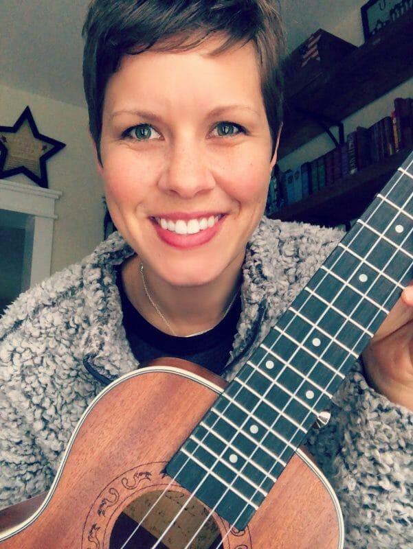 learning the ukulele