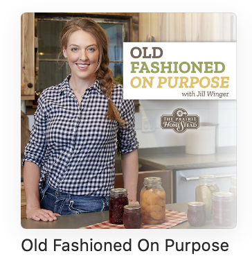 old fashioned on purpose podcast