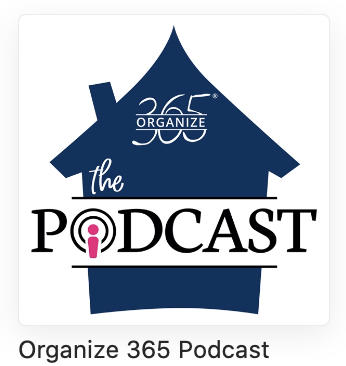 organize 365 podcast