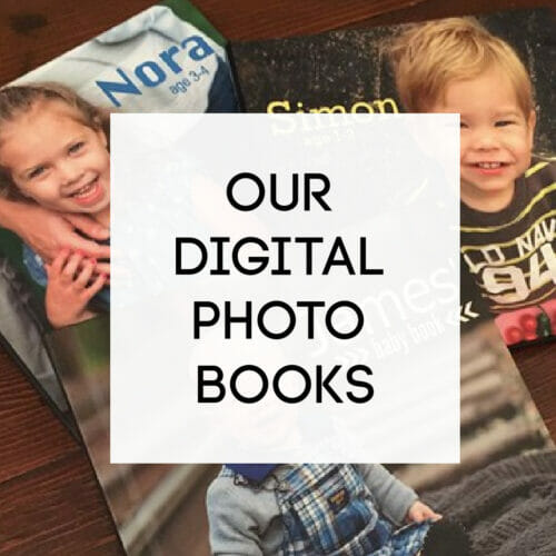 our digital photo books