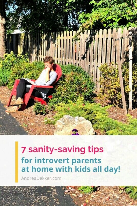 sanity saving tips for introverts