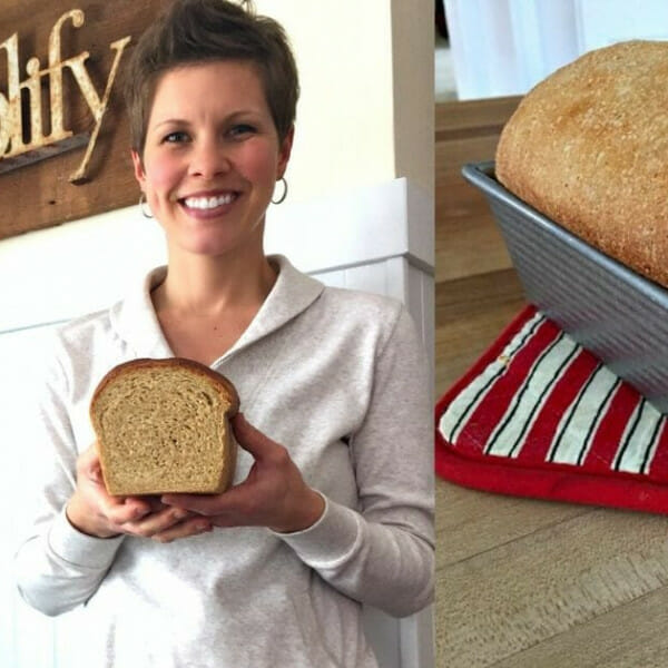 how to make semi-homemade bread