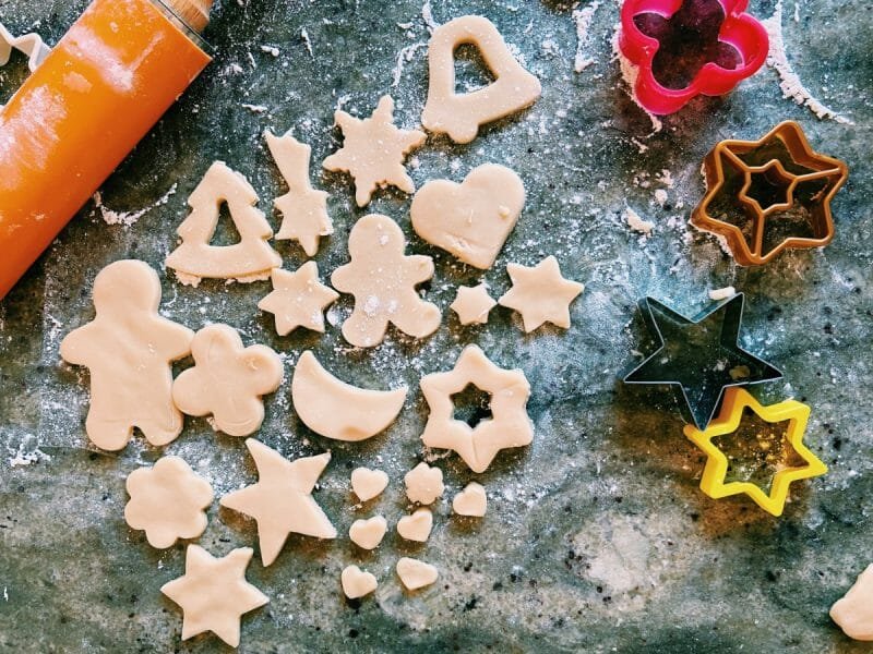 easy cut-out sugar cookies