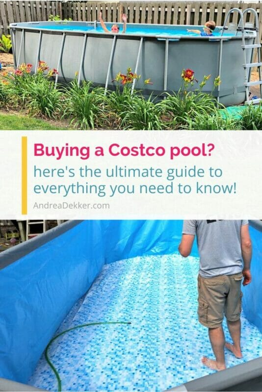 the ultimate guide to costco pools